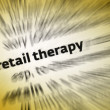 Stock Photo: Retail Therapy