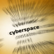 Stock Photo: Cyberspace