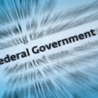 Stock Photo: Federal Government