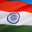 ������, ������: Flag of India