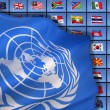The United Nation — Stock Photo