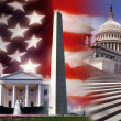 United States of America - Washington DC — Stock Photo
