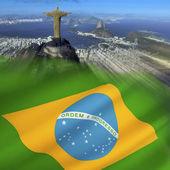 Rio de janeiro - Brasilien — Stockfoto