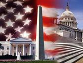 United States of America - Washington DC — Stock Photo
