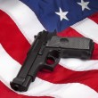American Gun Laws — Stock Photo