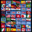 Flags of the World — Stock Photo #37179201