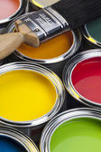 Pittura e decorazione — Foto Stock