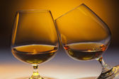 French Brandy or Cognac — Stock Photo