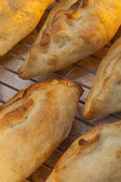 Traditional Pasty — Stock Photo