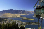 Queenstown - New Zealand — Stock Photo
