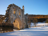 Ruins of Kirkham Priory - Yorkshire - England — Stock Photo