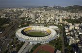 Estadio do Maracana - Maracana Stadium - Rio de Janeiro - Brazil — Stock Photo