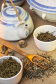 Chinese Green Tea — Stock fotografie