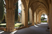 Bellapais Abbey - Northern Cyprus — Stock Photo