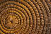 Background - Rattan Spiral Pattern — Stock Photo