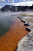 Champagne Pool - New Zealand — Foto Stock