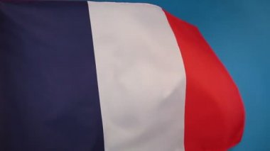 Flag of France — Stock Video