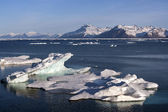 Antarctic Peninsula - Antarctica — Stock Photo