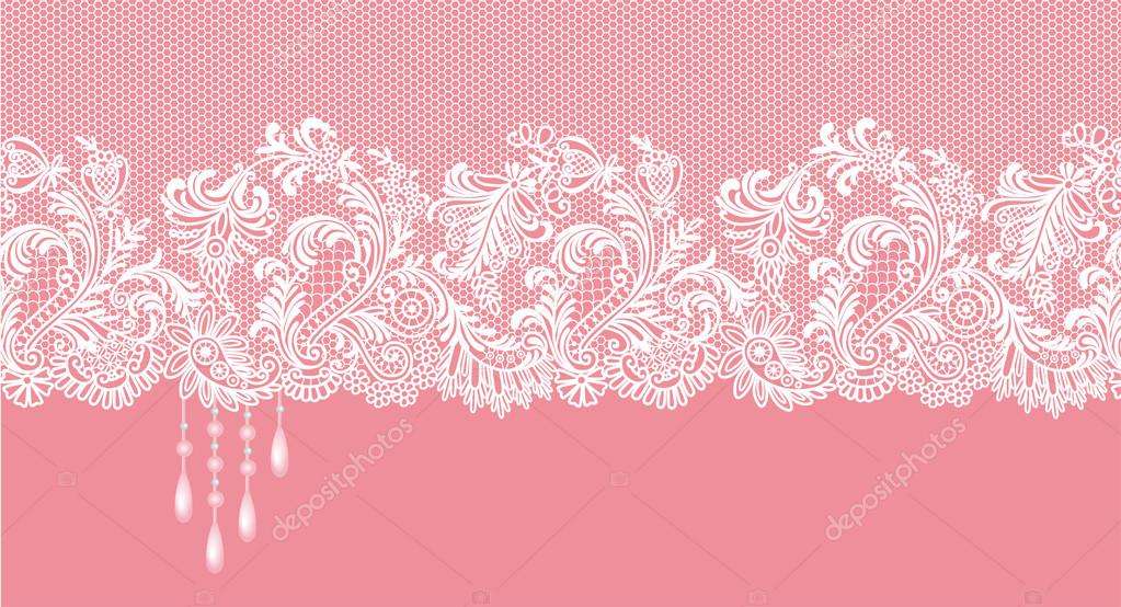 affordable romantic laser cut blush pink lace wedding