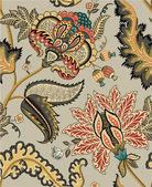 Vintage indian floral pattern — Stock Vector