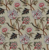 Vinatge tulpen patroon — Stockvector