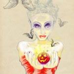 ������, ������: Lady devil