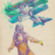 Parachutist - 