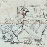 Prostitute — Stock Vector #18576853