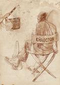 Direttore — Foto Stock