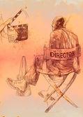 Director — Stock Photo