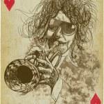 Trumpeter — Stock Photo #18950399