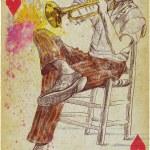 Trumpeter — Stock Photo #19432273