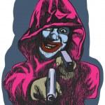 Постер, плакат: Psycho killer
