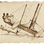 Yachting — Stock Photo #22419413