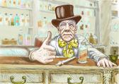 Mr. Pharmacist — Stock Photo