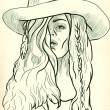 Cowgirl - Photo
