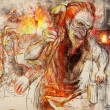 Hephaestus - Stock Photo