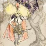 ������, ������: Athena