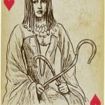Cleopatra — Stockvector  #26787489