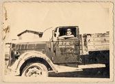 Truck — Foto Stock