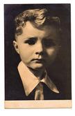 Portrait od an Child — Stock Photo