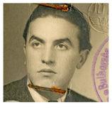 若い男の肖像 — ストック写真