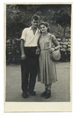 Lovers Couple — Stock Photo