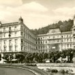 Spa Resot - Karlovy Vary city — Stock Photo