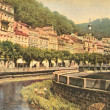 Spa Resot - Karlovy Vary city — Stock Photo #28164389