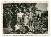 子供たちのグループ — ストック写真