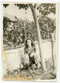 Young woman — Stok fotoğraf