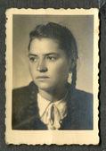 Jeune femme — Photo