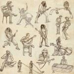 Musicians — Stock Photo #39467561