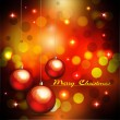 Royalty-Free Stock Vector Image: Modern abstract christmas background, eps10 vector illustration
